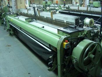 Used Sulzer Tw 11,PU , P7100 Loom