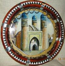 Doira, doyra ( tambourine ) - Uzbekistan musical instrument.