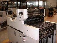 MULTILITH 1860 offset one colour press machine
