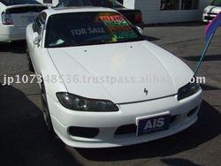 1999 NISSAN Silvia Spec R second hand cars 55000km