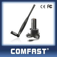 Skybox Wifi USB wireless adapter for skybox F3, M3 Antenna COMFAST CF-WU760NL