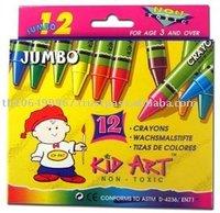 Jumbo Crayon 12 pcs/ box