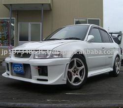 Second hand cars 1998 MITSUBISHI Lancer 4WD GSR Evo.5