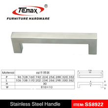 Temax stainless steel cookware pot handles