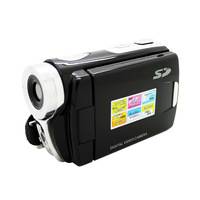 Max 12.0 Mega Pixels 2.8'' TFT Display digital video camera with 4 x digital zoom