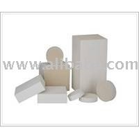 Ceramic honeycomb substrates
