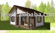 Timber and log profil homes