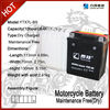 YTX7L-BS motorcycle battery for british motorcycle parts