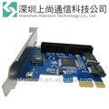 Sata III + IDE PCI Express placa controladora RAID PCI-e PCI e