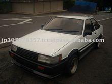 86 LEVIN GT White/ Black