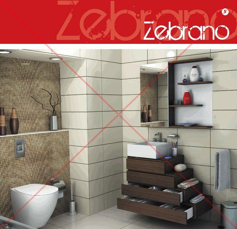 Zebrano meubles meuble lavabo de salle de bain id du for Meuble zebrano