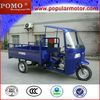 2013 Popular Petrol Cargo New 3 Wheel Motorcycles Used