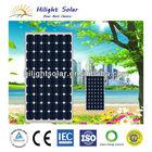 high efficiency 155W mono solar panal
