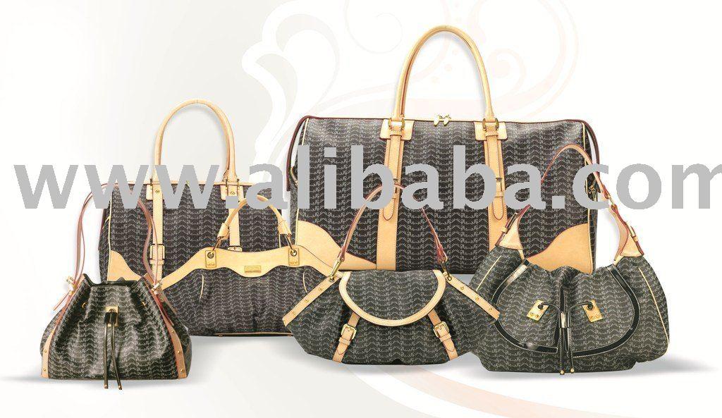 Alfio Raldo Signatory Monogram Bag