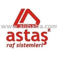 ASTAS RAF SHELF SYSTEM MARKET AND SHELVES STORE EQUIPMENTS