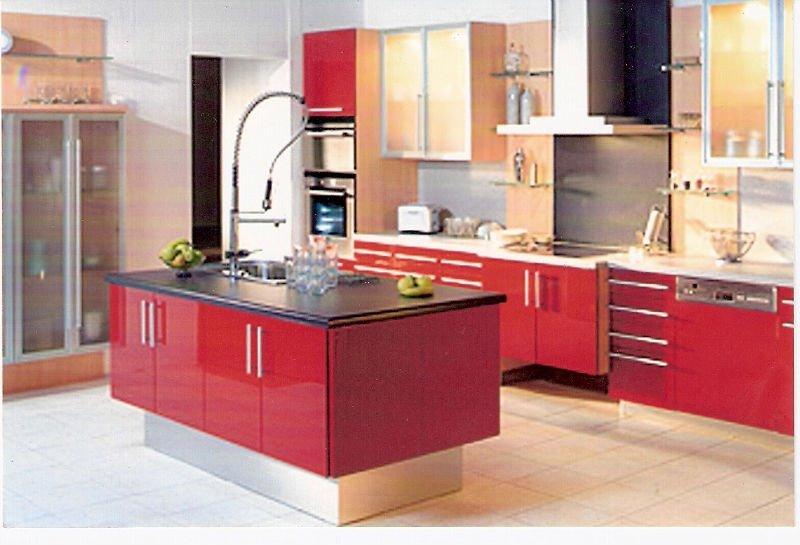 Cuisine En Aluminium Moderne Comptoirs Comptoirs Du Bain Plateaux De Table Id Du Produit