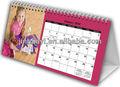 de alta calidad del nuevo año calendario de impresión para 2014
