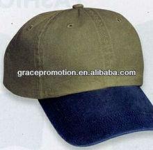 Port & Company 2 Tone Pigment Dyed Cap