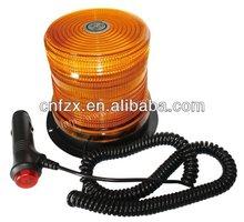 Emergency vehicle strobe lights