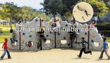 A-05205 2013 cheap and newest water rock climbing wall