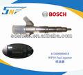 Saic- hongyan iveco genlyon camión de combustible del inyector, bosh motor disel 612600080618 inyector