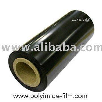 Black Polyester Film