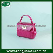 Pretty Jelly Candy Color Bag For Women Handbag Shoulder Bag