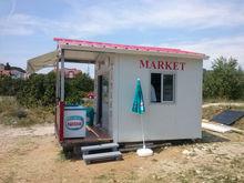 Modern economic prefabricated villa house/prefab homes(professional manufacturer)