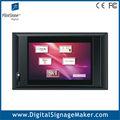 La promoción del anuncio 10 pulgadas de pantalla táctil lcd pantallas de publicidad/monitor