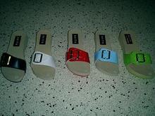 AKITA-buckle Style Clogs