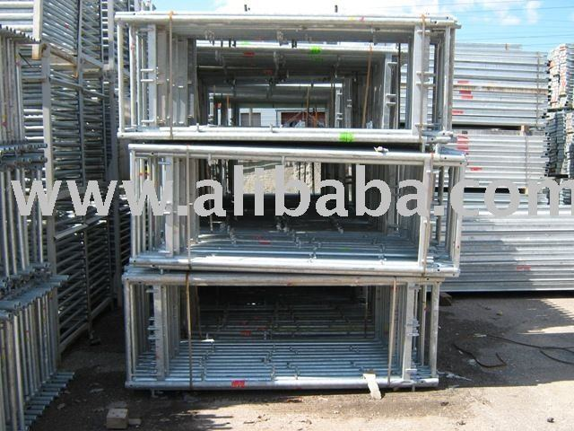 Andaimes usados Plettac SL 70 scaffold