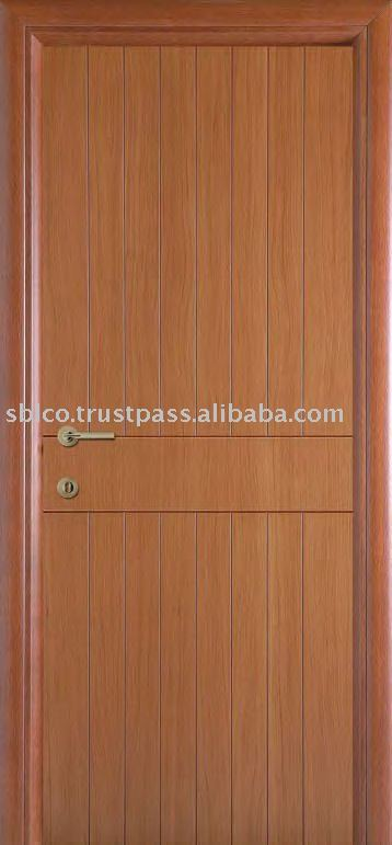 Laminated Wood Veneer Doors