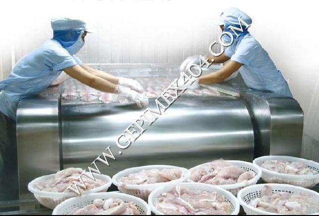 Mariscos de vietnam, Pangasius de pescado, Pangasius frozen