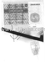 LTN - Letras do Tesouro Nacional - Brazil service