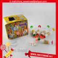 2013 agulha de forma tiro brinquedo doces
