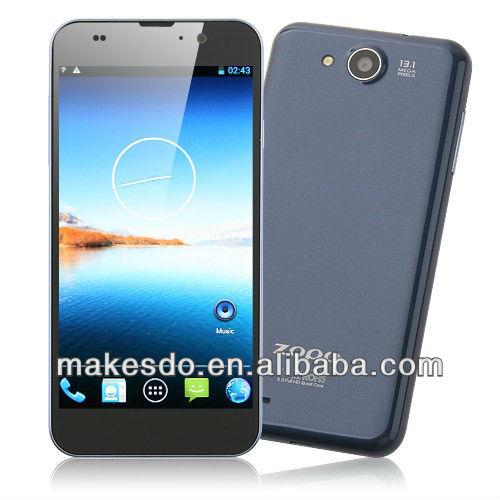 Original ZOPO C3 MTK6589T 1.5 GHz Quad Core Android phone 5.0'' FHD Screen1920x1080P 13MP Camera