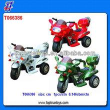 B/O children motorcycle w/light