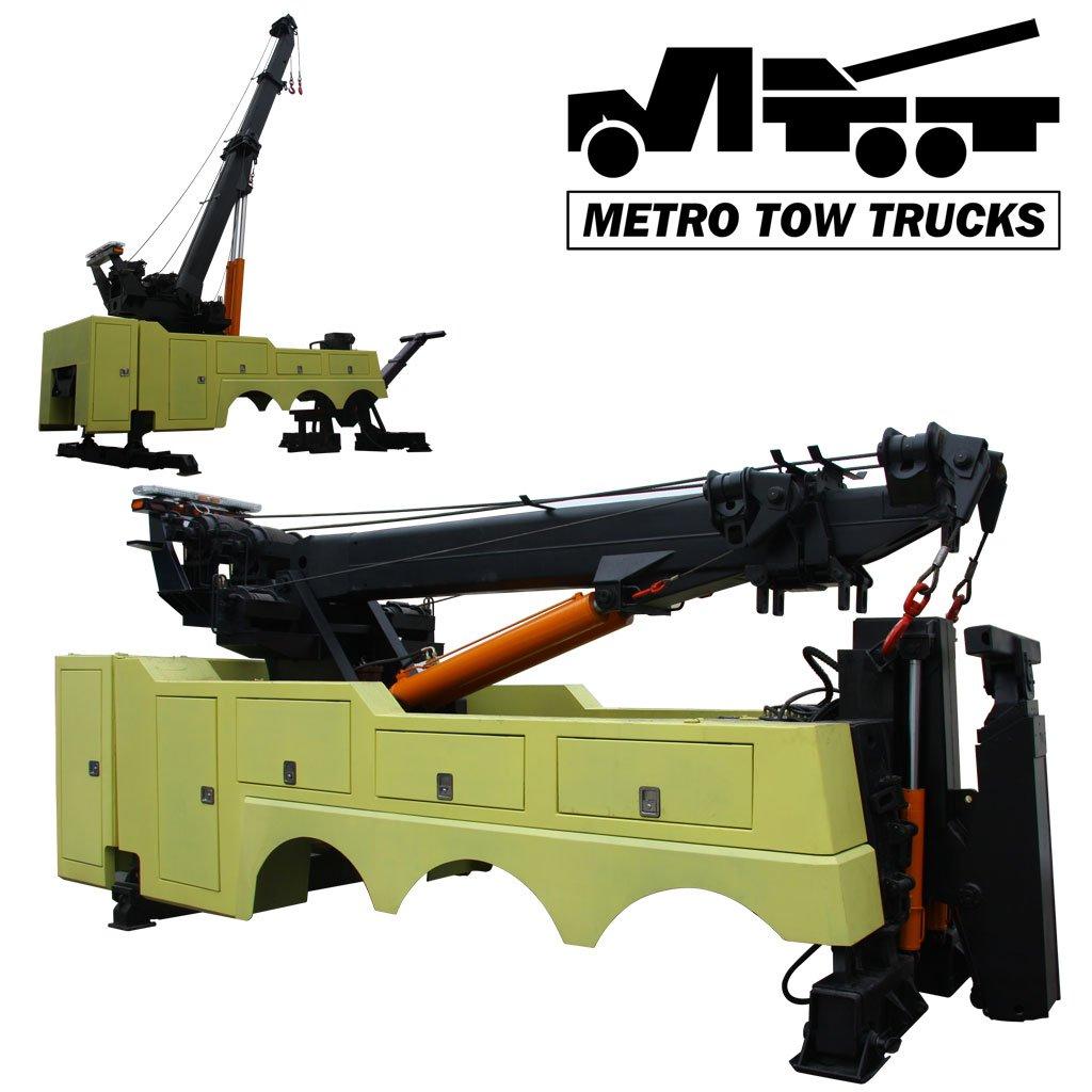 Rotator Wrecker Tow Truck