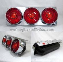 LED full combination tail lamp(chromeplate) for Isuzu,Suzuki