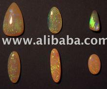 Crystal Opal (natural base) Collection