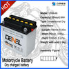 12N9-4B rechargeable battery for 100cc motorcycle spare parts