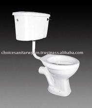 EWC WATER CLOSET P TYPE sanitaryware WITH L.L.C