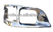 TOYOTA HIACE 97-98 chrome head lamp cover,chrome head lamp case,chrome headlight cover