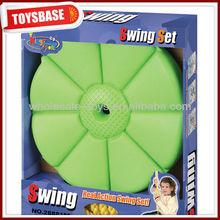Children plastic swing toy,outdoor swing