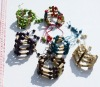 Beaded Handmade Bracelets Bamboo Color Seed Beads, Nature Jewelry Online