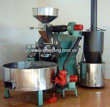 Coffee processing machine