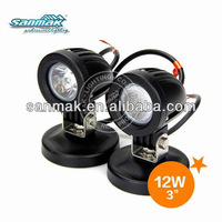 12v 24v led auto light ATV truck off road car led headlight SM6102