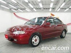 Hyundai Avante car (Elantra)