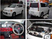1999 Used car HONDA S-MX LOW DOWN/Van/RHD/68000km/Gas/Petrol/White