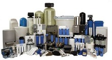 FRP Tanks Fleck Valves Softeners Media Filters